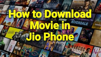 How to Download Movie in Jio Phone